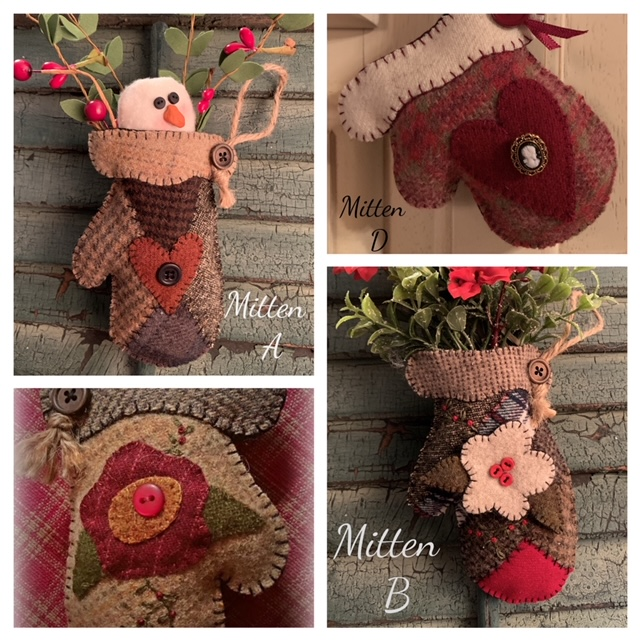 Publication for Merry Mittens